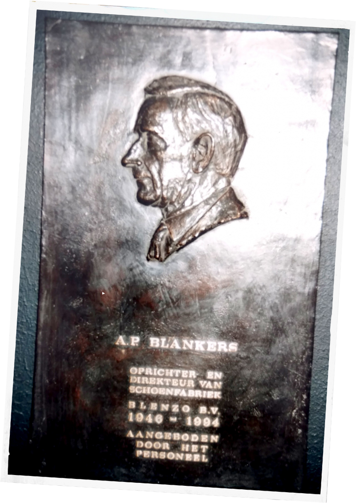 A.p. Blankers Blenzo